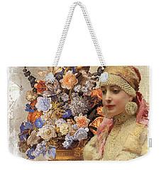 Karima Weekender Tote Bag