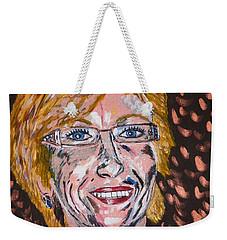 Karin Weekender Tote Bag
