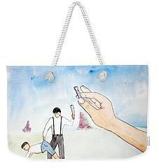 Karma Weekender Tote Bag