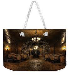Karma Winery Cave Weekender Tote Bag