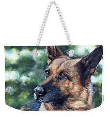 Kasha Weekender Tote Bag