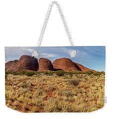 Kata Tjuta 10 Weekender Tote Bag