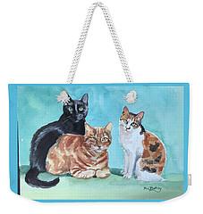 Kates's Cats Weekender Tote Bag