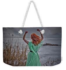 Katharsis Series 3/3 Release Weekender Tote Bag by Agnieszka Mlicka