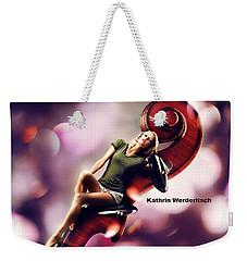 Kathrin Werderitsch Weekender Tote Bag