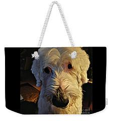 Katie Jean Lynn Weekender Tote Bag by Jodie Marie Anne Richardson Traugott          aka jm-ART