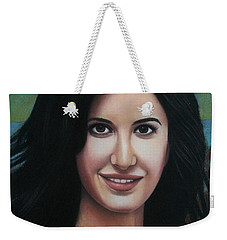 Katrina - The Beauty Of India Weekender Tote Bag
