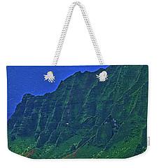 Kauai  Napali Coast State Wilderness Park Weekender Tote Bag