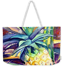 Kauai Pineapple 4 Weekender Tote Bag