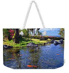 Kauai Serenity Weekender Tote Bag
