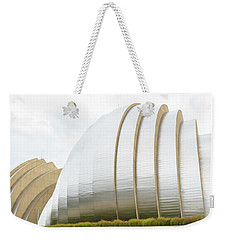 Kauffman Center Performing Arts Weekender Tote Bag