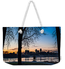 Kaw Point Park Weekender Tote Bag
