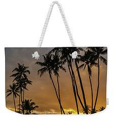 Kawaikui Sunset 4 Weekender Tote Bag