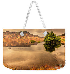 Kaweah Lake California 4 Weekender Tote Bag
