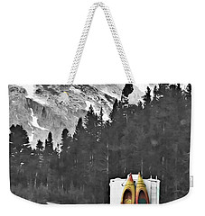 Kayak Adventure Weekender Tote Bag