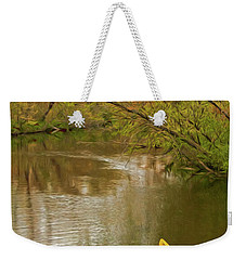 Kayak At Mead Weekender Tote Bag
