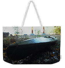 Kayak Weekender Tote Bag by Mark Alan Perry