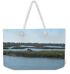 Kayakers Weekender Tote Bag
