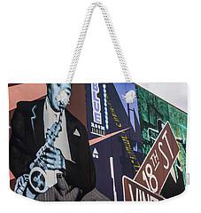 Kc Mural 1 Weekender Tote Bag
