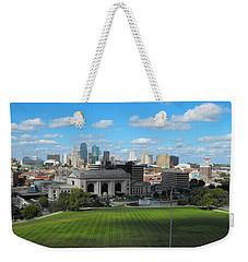 Kc Skyine Weekender Tote Bag