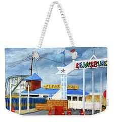 Keansburg Amusement Park Weekender Tote Bag