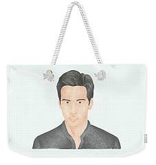 Keanu Reeves Weekender Tote Bag