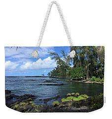 Keaukaha  Weekender Tote Bag by Lehua Pekelo-Stearns