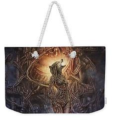 Kebechets Rebirth Weekender Tote Bag