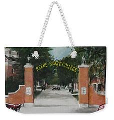Keene State College Weekender Tote Bag