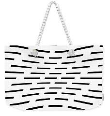 Keep It Simple Weekender Tote Bag