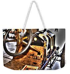 Keep It Simple Stupid  Weekender Tote Bag