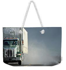 Keep On Truckin'... Weekender Tote Bag