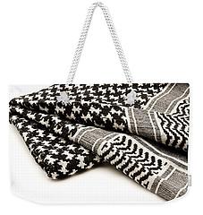 Keffiyeh Weekender Tote Bag