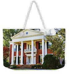 Keith Mansion Weekender Tote Bag