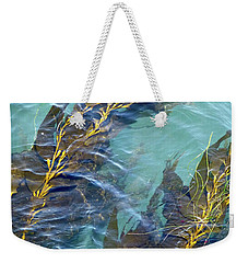 Kelp Patterns Weekender Tote Bag