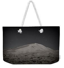 Kelso Dunes At Night Weekender Tote Bag