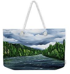 Kenai Weekender Tote Bag
