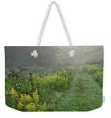 Kendall Hills Weekender Tote Bag by Ann Bridges