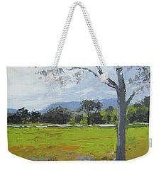 Kenilworth Landscape Queensland Australia Weekender Tote Bag