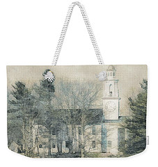 Kennebunkport Church Weekender Tote Bag