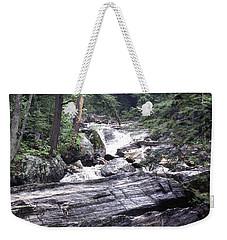 Kent Falls 2 Weekender Tote Bag