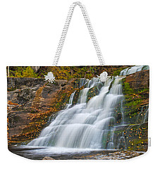 Kent Falls Weekender Tote Bag