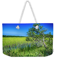 Kent Mitchell Nature Trail, Bald Head Island Weekender Tote Bag