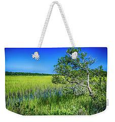 Kent Mitchell Nature Trail, Bald Head Island Weekender Tote Bag