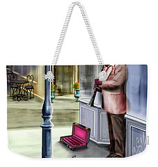 Kentucky Blue Bird Weekender Tote Bag