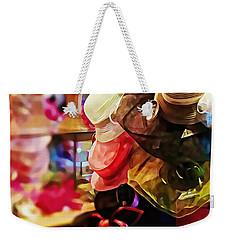 kentucky Derby Hats Weekender Tote Bag