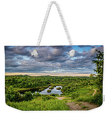 Kentucky Hills And Lake Weekender Tote Bag