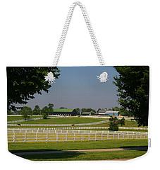 Kentucky Horse Park Weekender Tote Bag by Kathryn Meyer