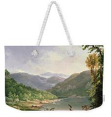 Kentucky River Weekender Tote Bag