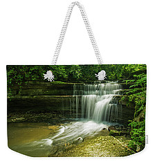 Kentucky Waterfalls Weekender Tote Bag by Ulrich Burkhalter